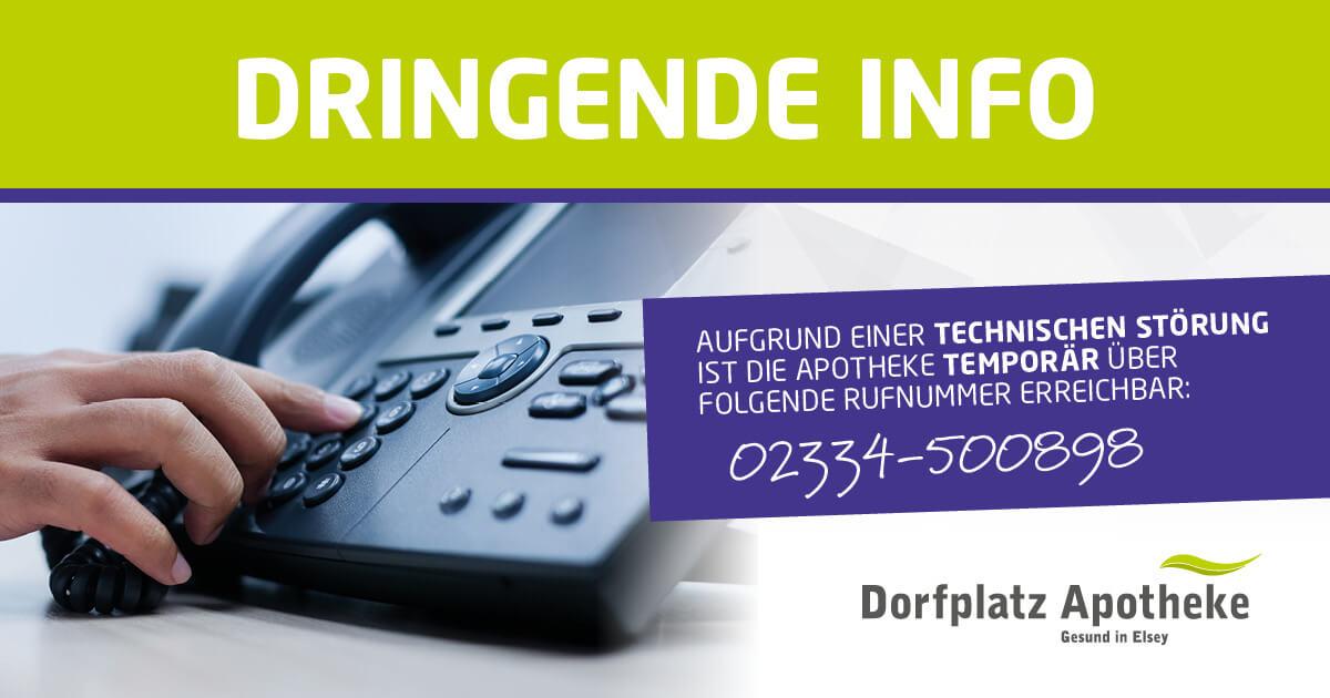 2021 03 29 Rufnummer Banner Dorfplatz 1200x630px