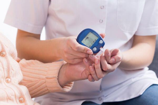 TE.AM Apotheken Blutuntersuchung Glucose Messgerät