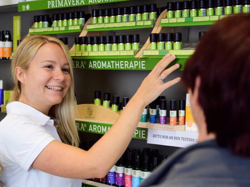 Beratung Aromaherapie