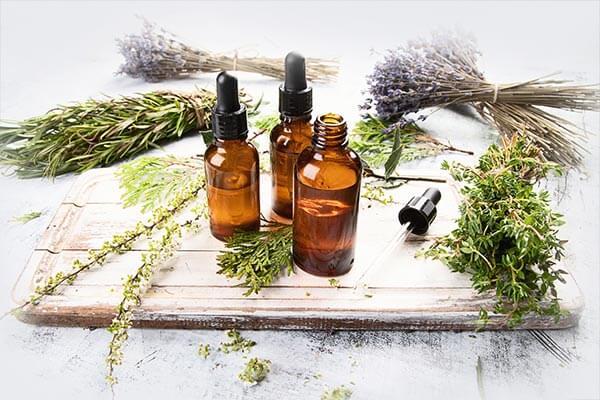TE.AM Apotheken Aromatherapie Kräuter