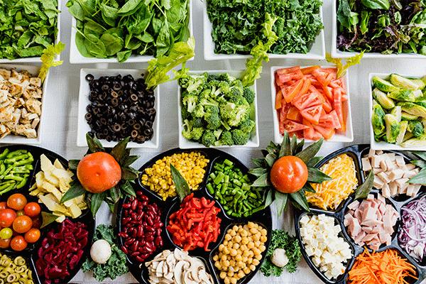 TE.AM Apotheken Ernährungsberatung Gemüse